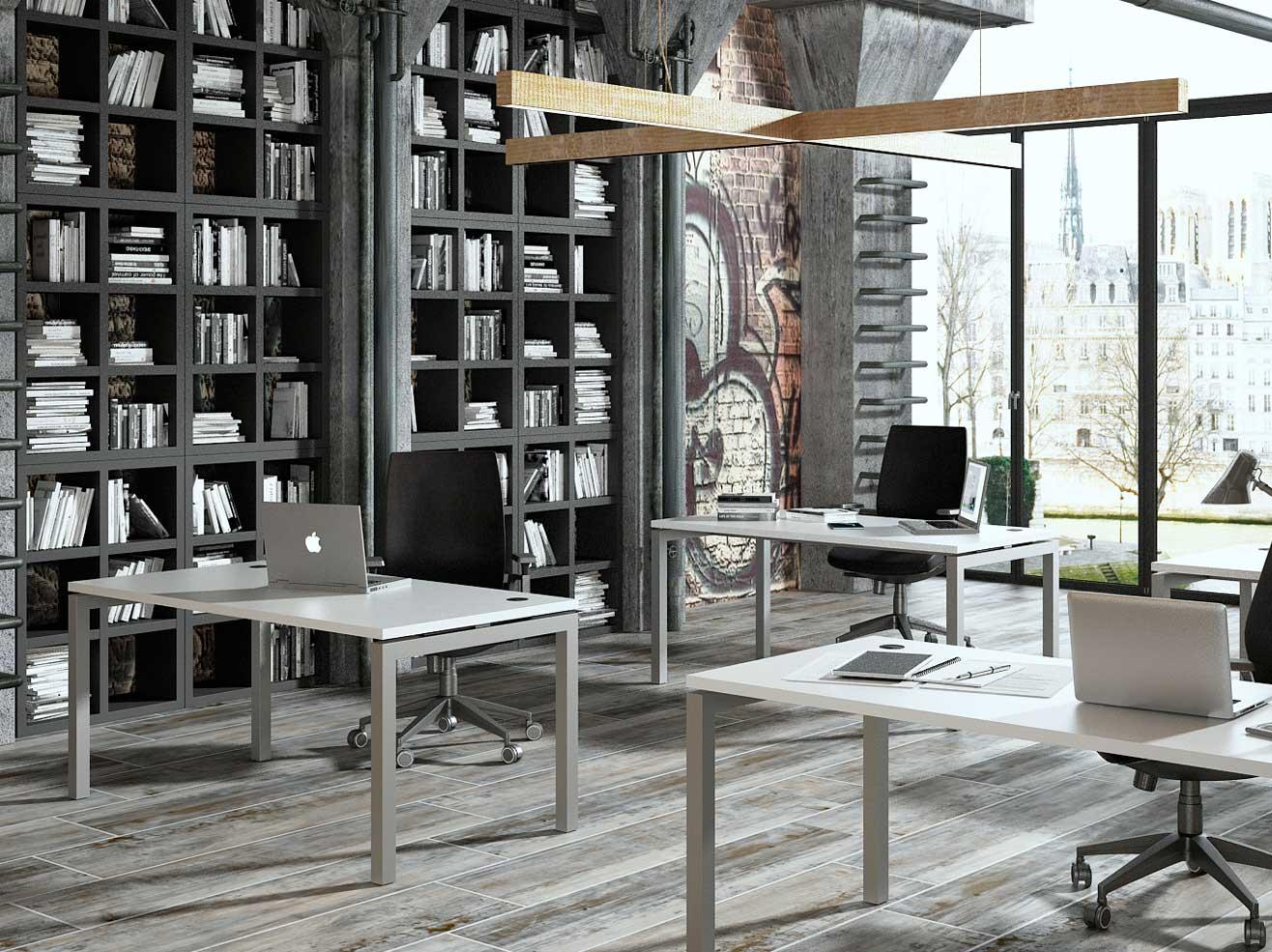 fotografo interiores 3D oficinas vintahe