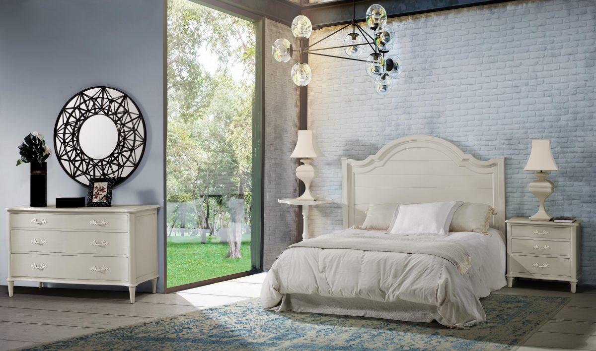 Fotografía de muebles. Dormitorio